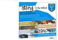 Expo 'Altorf a du talent' 10 & 11 nov MTL !